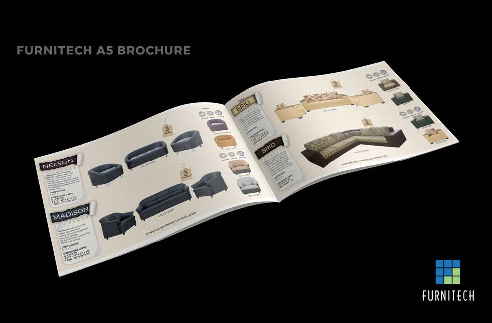 Furnitech A5 Brochure